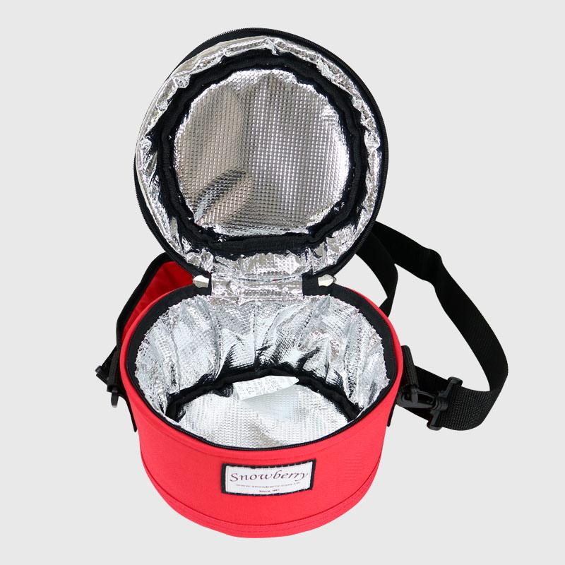 电锅造型保温便当袋 - 儿童午餐,郊游,旅行,无论是便当,零食都好放