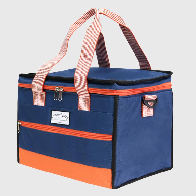 折收大容量保温保冷袋 - 月子餐,便当送餐,饮料外送,可背可提,容量大好收纳