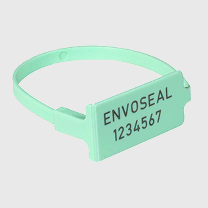 塑胶封条-envopak搭配安全保密袋,发挥最大效益,安全控管,责任厘清