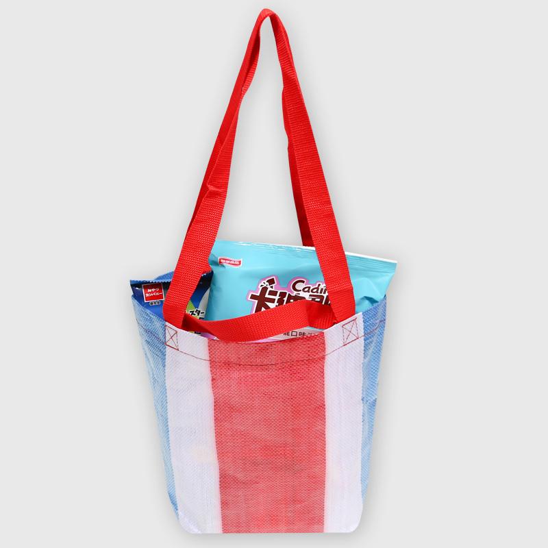 环保购物收纳袋 - 提背两用收纳袋,可手提,可肩背,防水抗撕裂