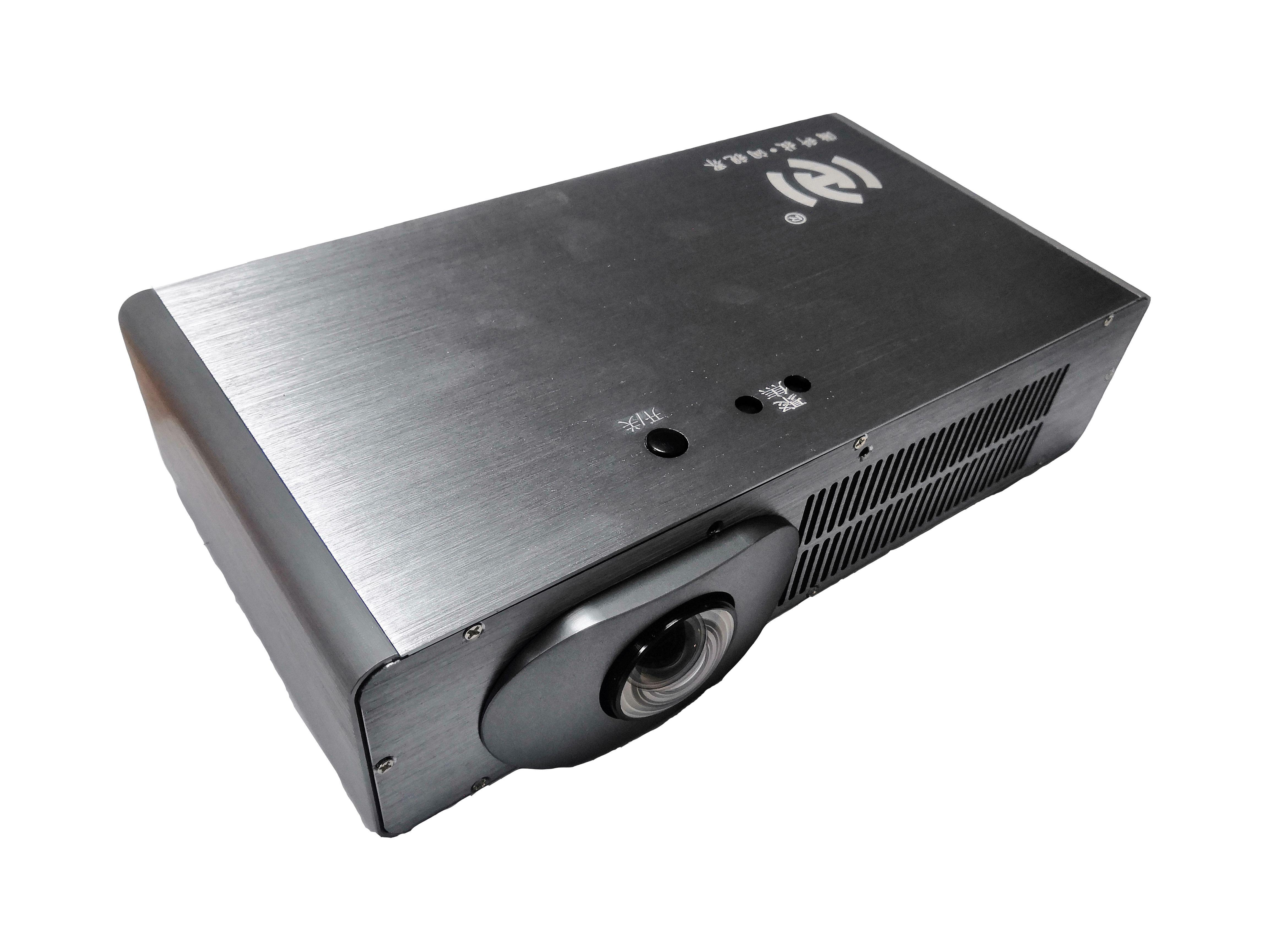 HR-D370PRO LED短焦投影 KTV全景投影 KTV投影 短焦投影机