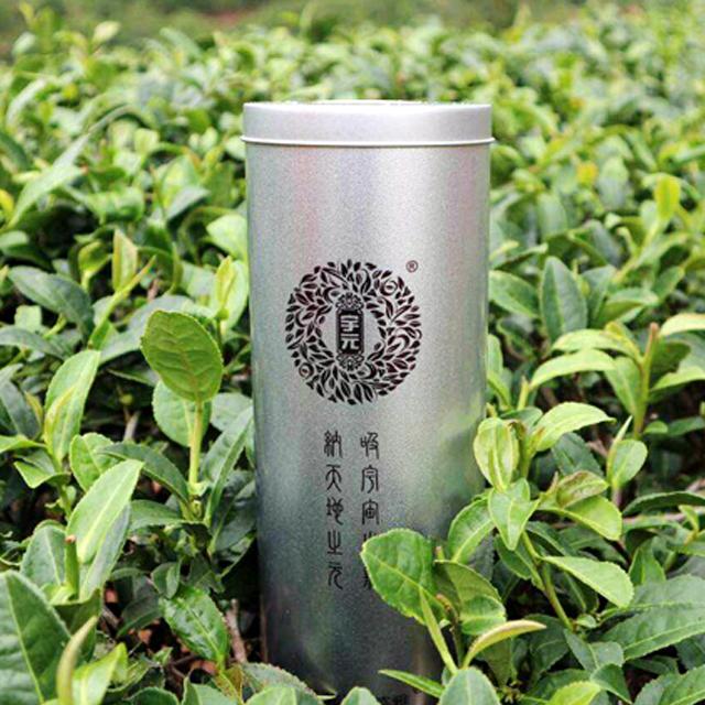 宇元茶 千岁红.桂A (普洱茶 大树茶) 150g罐装