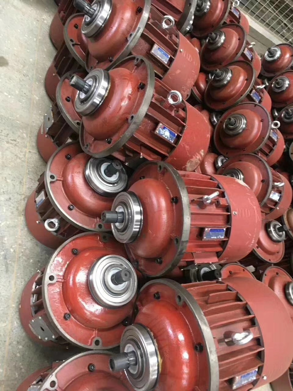 华力YEZ电机锥形转子YDEZ系列锥形转子电动机制动可靠故障少