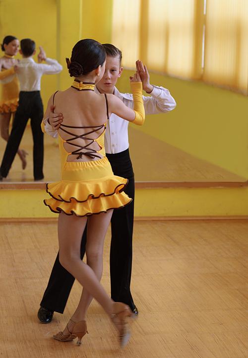少儿拉丁舞