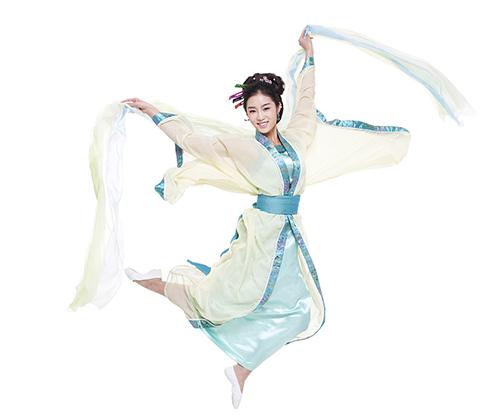 成人民族舞