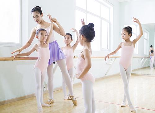 少儿形体芭蕾
