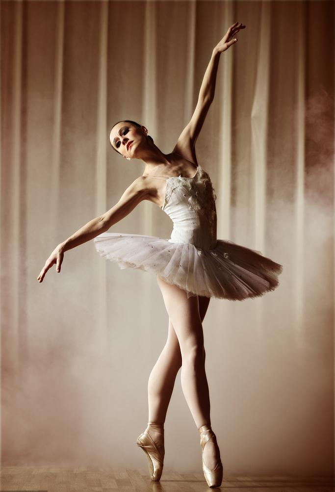 成人形体芭蕾