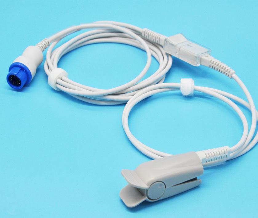 脉搏血氧饱和度探头