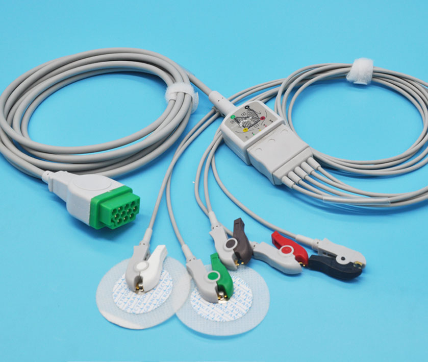 心电导联线