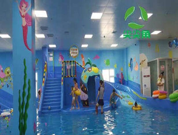 临沂乐士琪儿童水上乐园项目