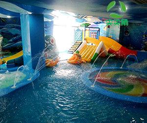 上海儿童室内恒温水上乐园项目