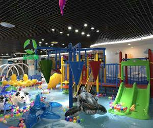 重庆快乐梦想城水上乐园项目