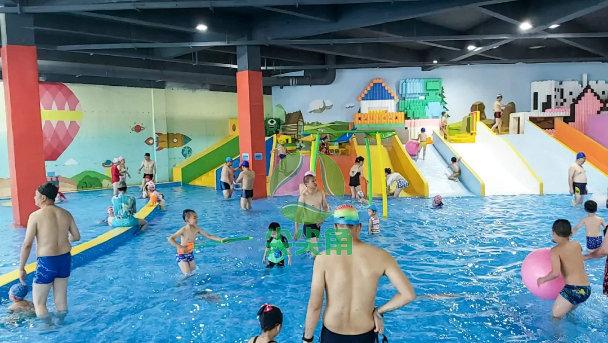 重庆两江新区1000平儿童水上乐园综合体项目