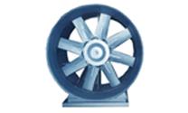 隧道式轴流风机