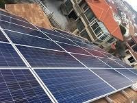 山西沁水县40MW光伏扶贫项目