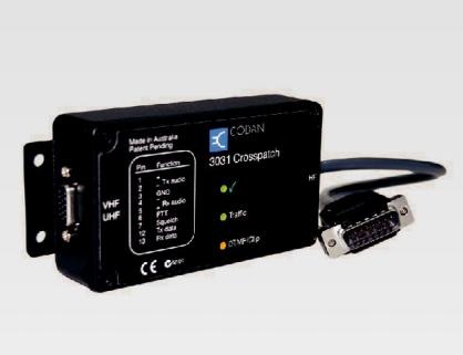 Codan 柯顿 异频转接器