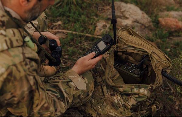 Codan 柯顿 SENTRY-H 6110-MP 单兵背负电台