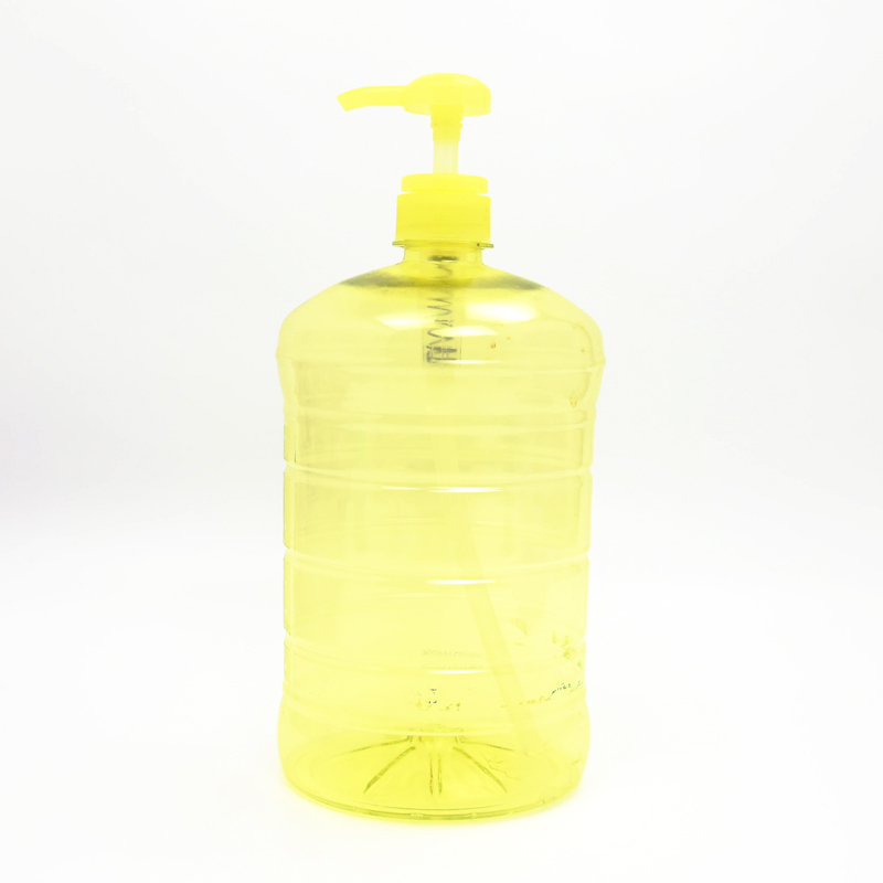 2000ml洗潔精瓶,PET材質,用于洗潔精包裝瓶,洗手液泵瓶