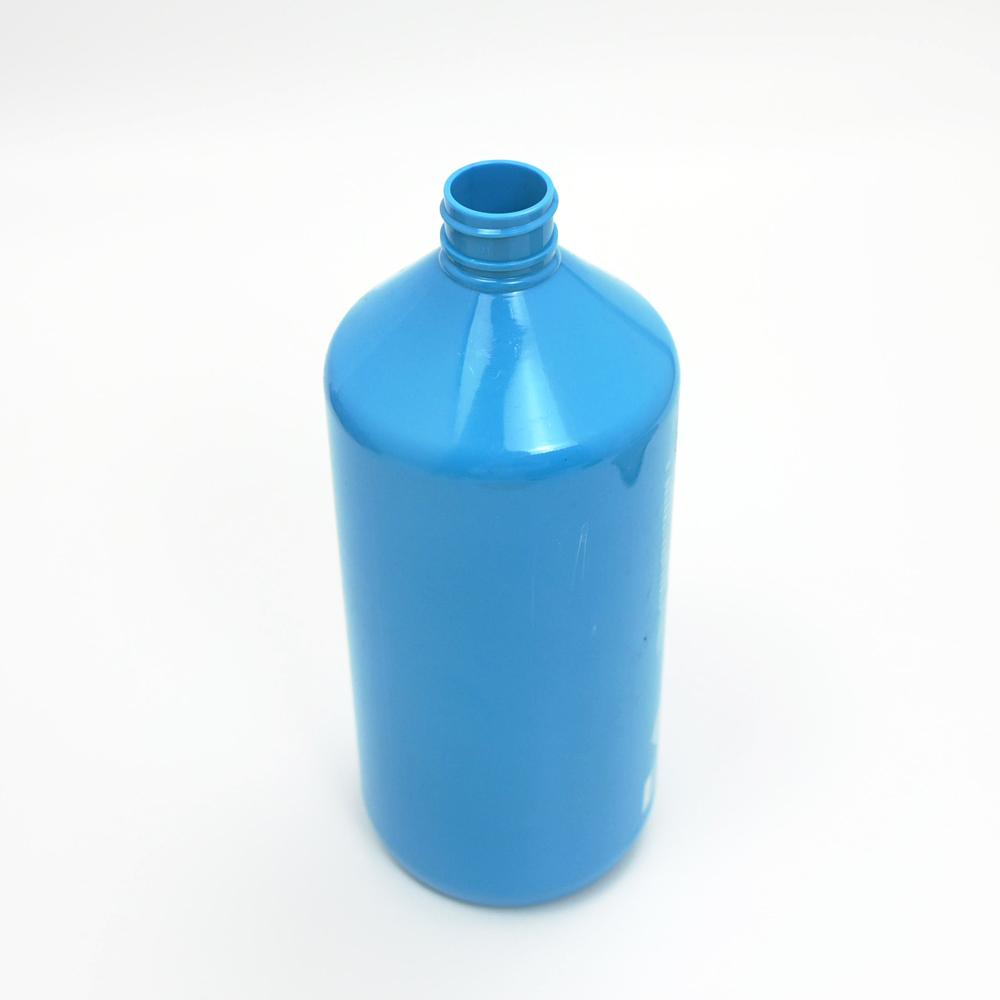 1L液體瓶,PET材質,用于美容美發日用品塑料瓶 洗發水沐浴露瓶