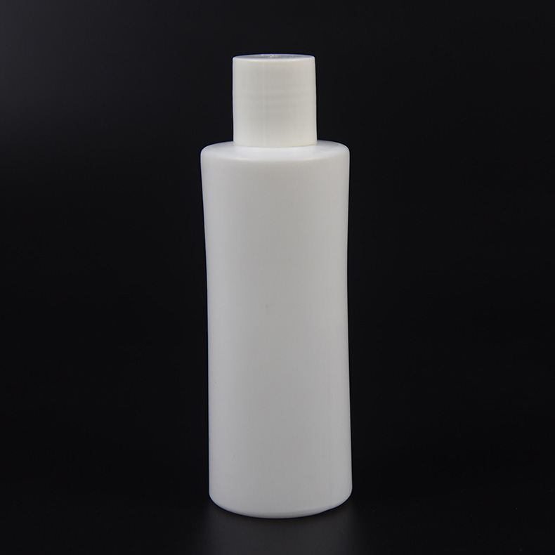 150ml婦科清潔洗液瓶,HDPE材質,用于液體包裝塑料扁瓶,洗液塑料瓶,清潔液體塑料瓶