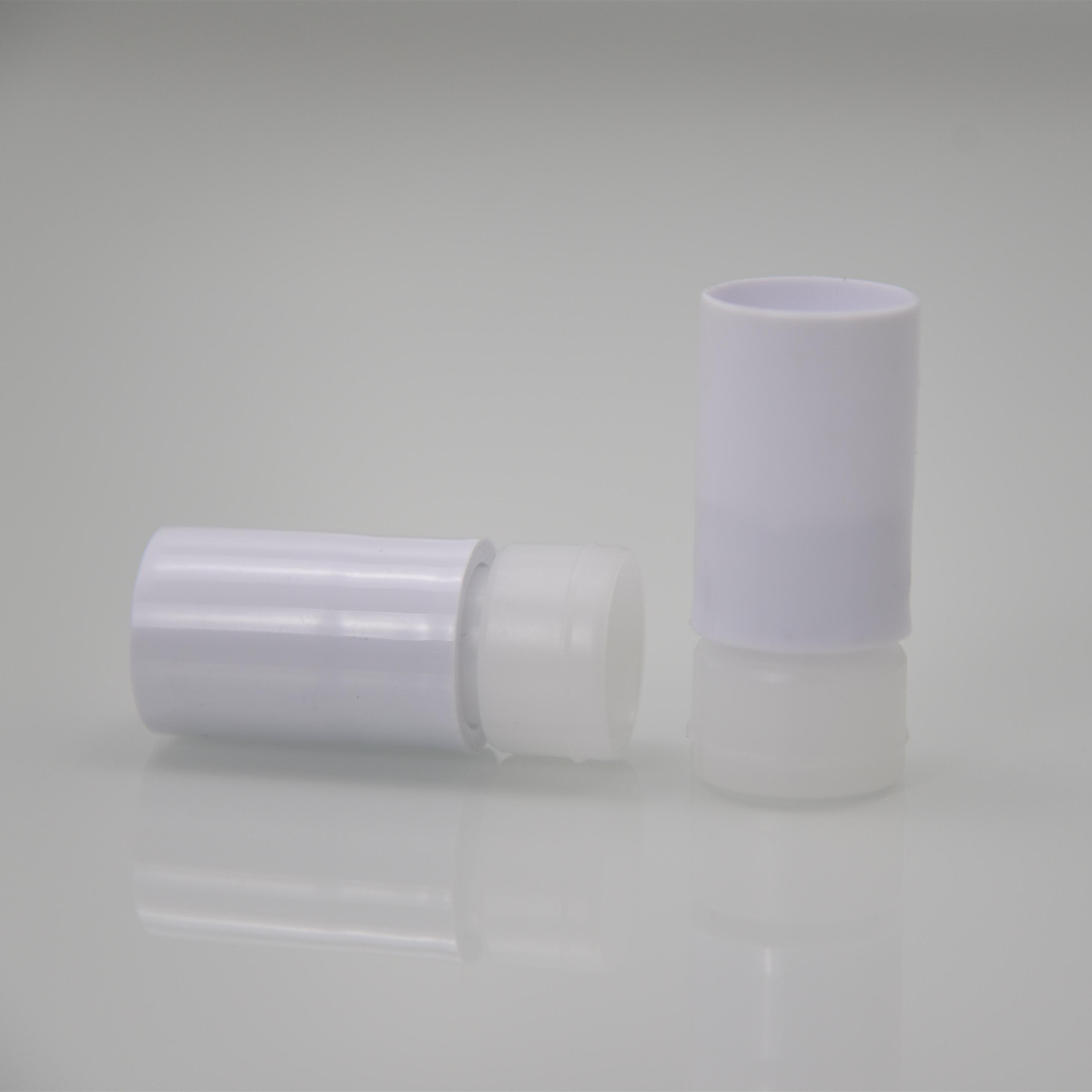 4g粉條管,PE材質,用于口紅管,唇膏管,清涼油管,藥膏盒