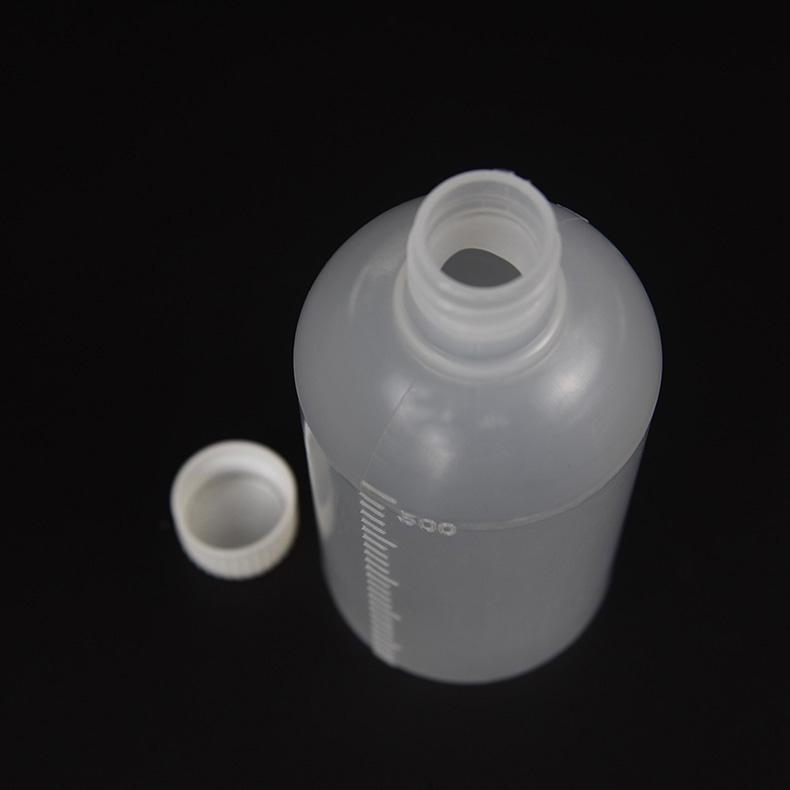 500ml農藥瓶,PP材質,用于農作物藥瓶,消毒液瓶,農藥獸藥瓶,鴿藥瓶雙口塑料瓶