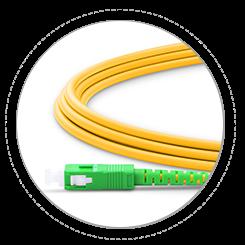 ST光纤跳线接头