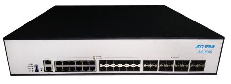 SG8000 深度安全应用网关