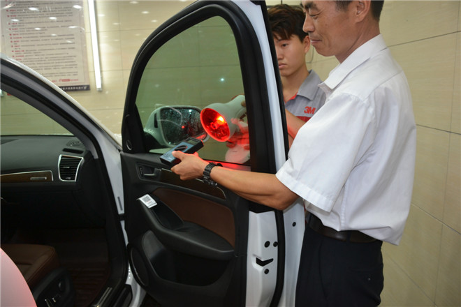 3m汽车贴膜