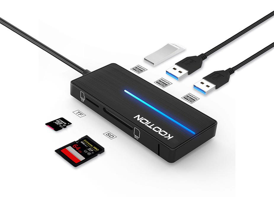 USB 3.0 Ultra Slim Data Hub
