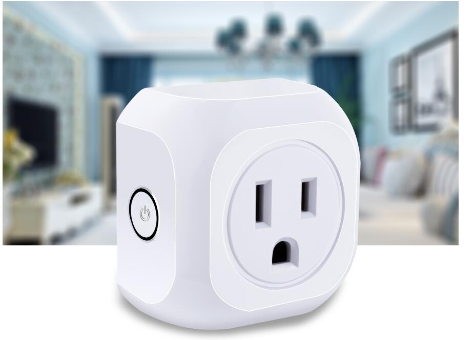 WiFi Smart Plug-PG01