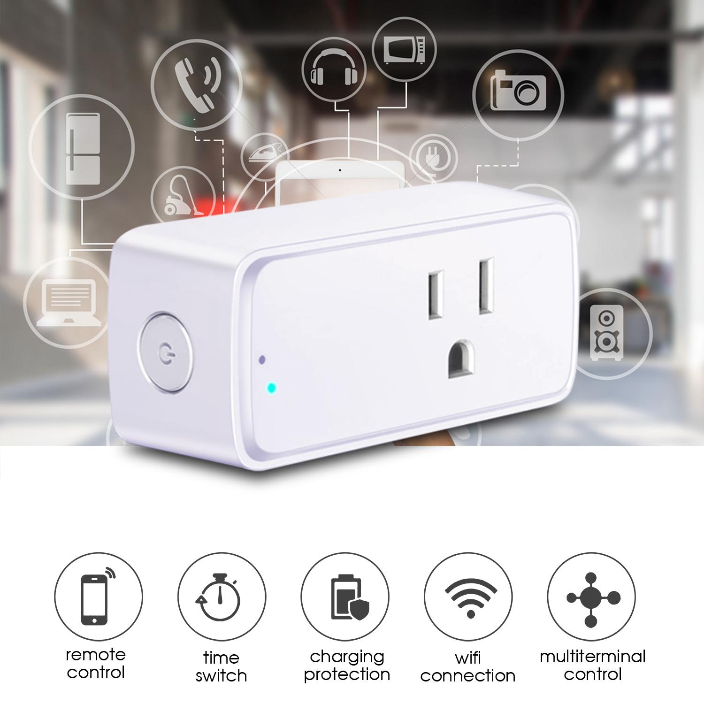 WiFi Smart Plug-PG02