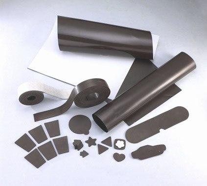 粘结模压钕铁硼磁体