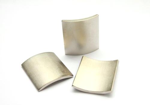 瓦形钕铁硼磁体