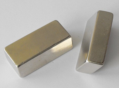 方块钕铁硼磁体