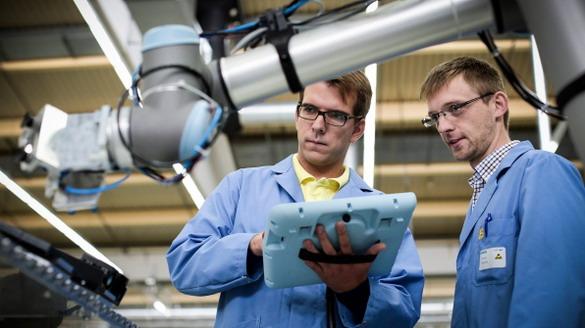 西门子电机编织制造业的未来助力中国梦