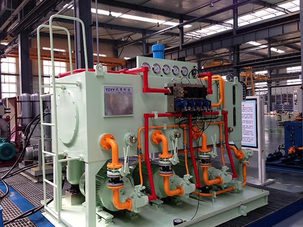 太重榆次液压集团应用西门子电机全套传动方案用户满意度高