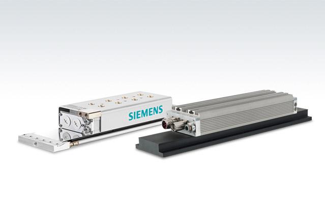 西门子成套直线轴 – 导轨滑块 LTS