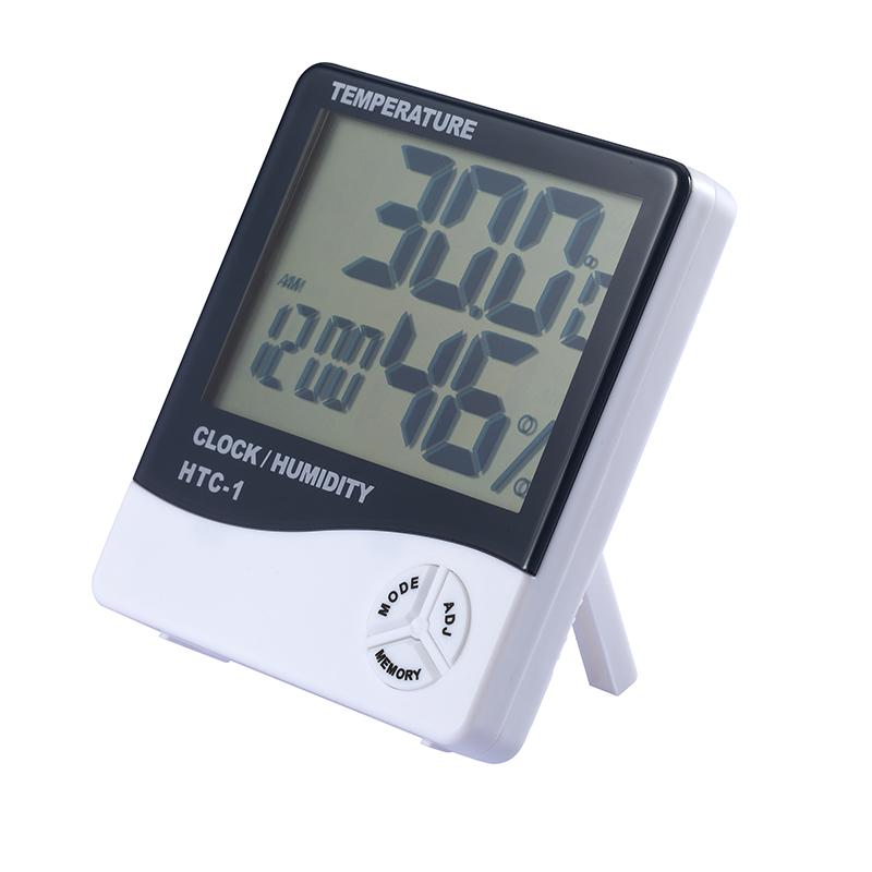 数显温湿度表HTC-1