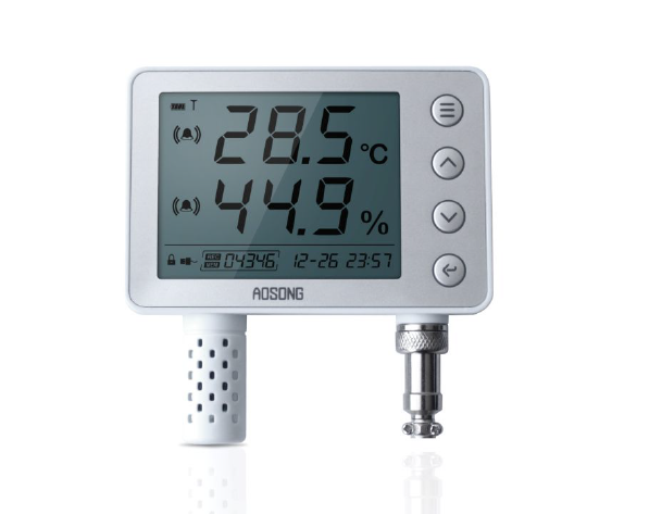 AW1485M网络型温湿度变送器 记录报警 GSP专用