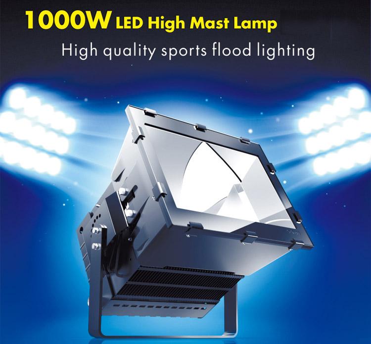 1000W high mast lighting