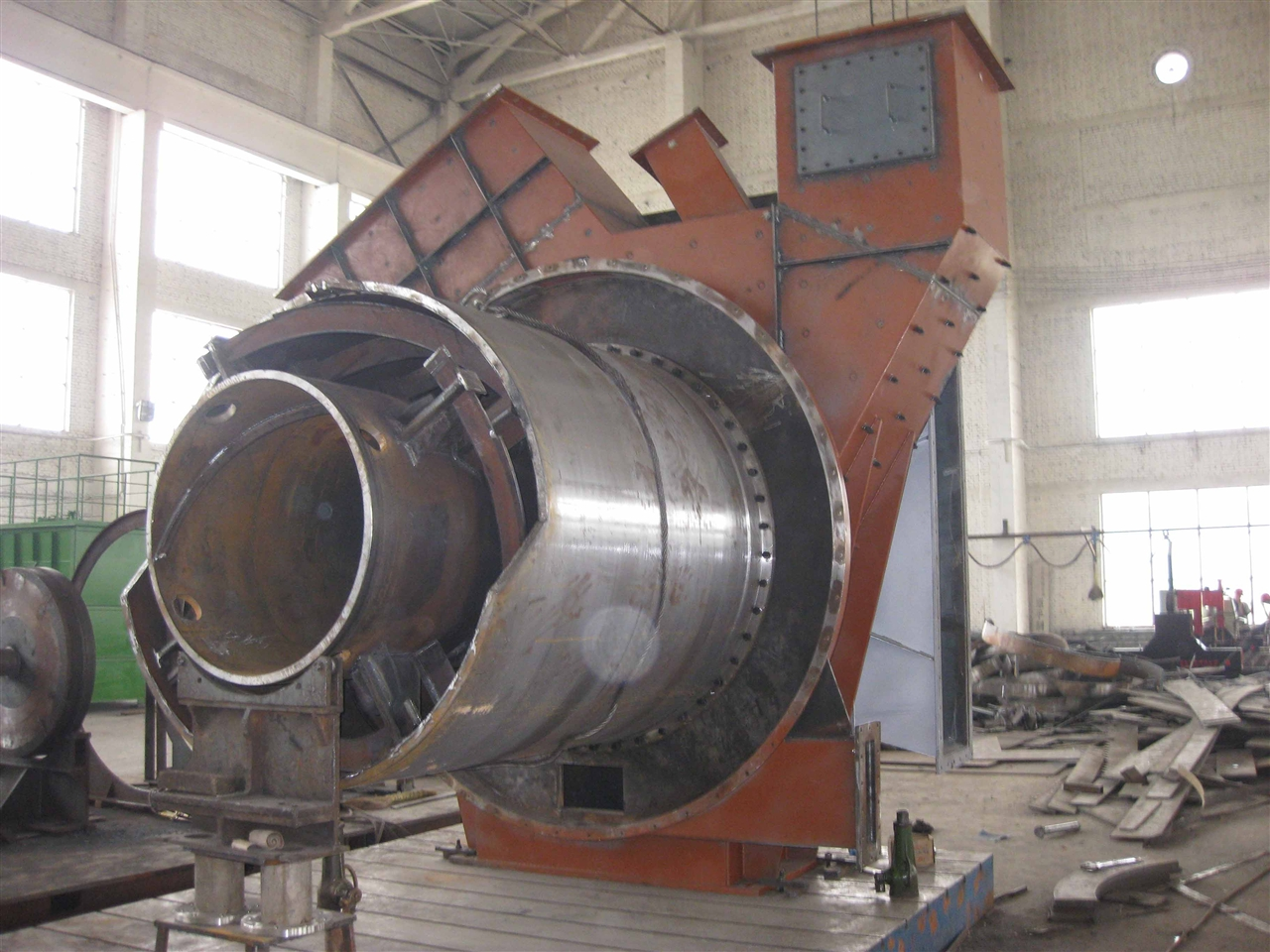 磨煤机输送装置