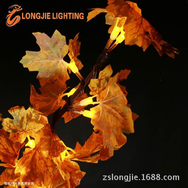 540灯高1米8,宽1米 仿真枫叶树灯 (3)