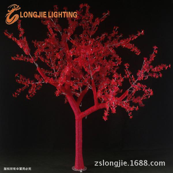 4000灯 高3米 粉红滴胶树 LJ-P4100P-3,0m