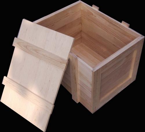折叠木包装箱