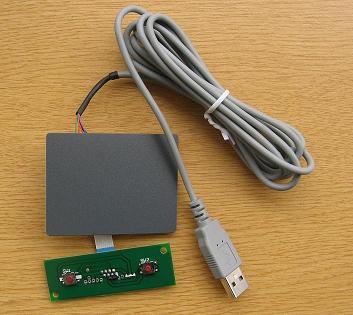 USB 接口触控板