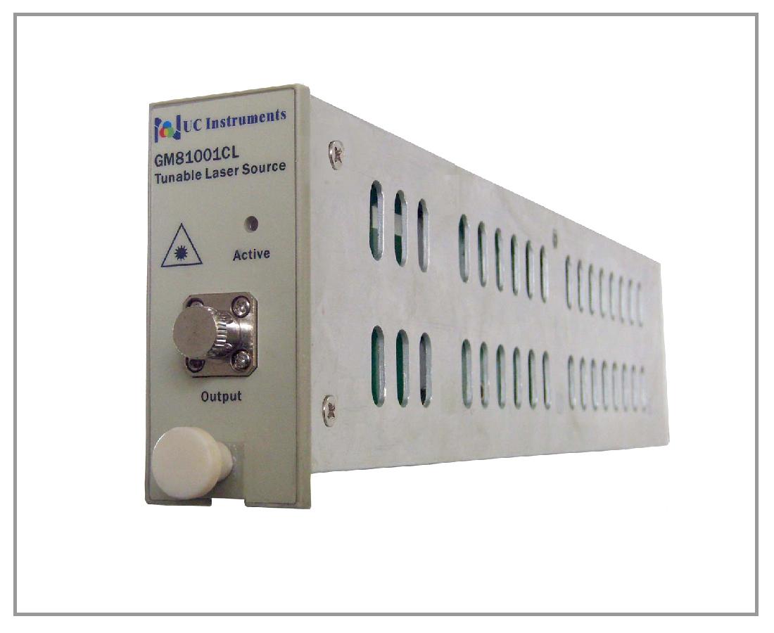 GM81001XX 高波长精度可调谐激光光源模块