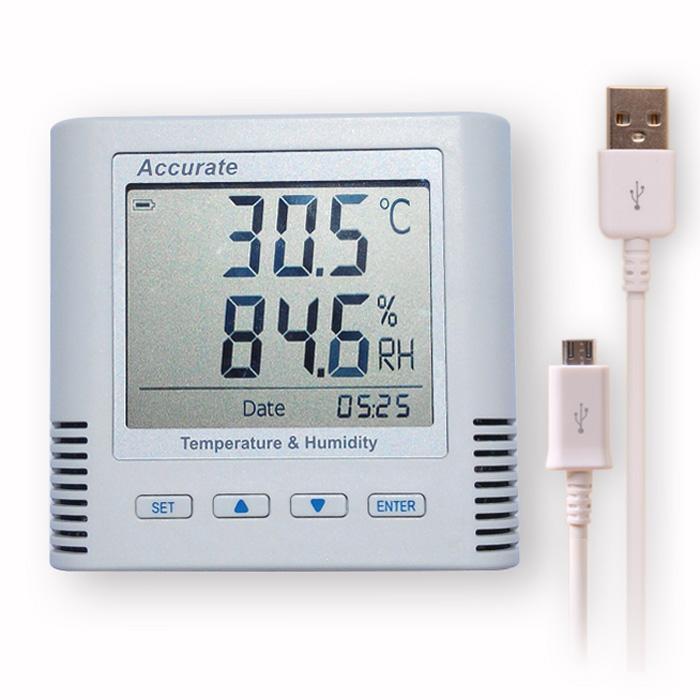 TH10R温湿度记录仪