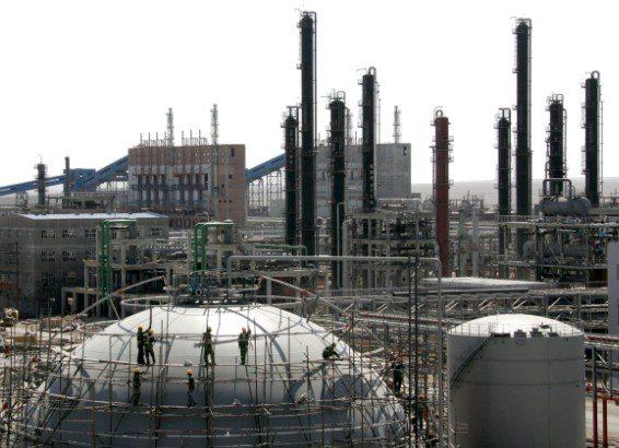 内蒙中石油项目