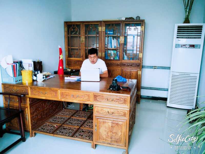 万福聚氨酯保温管厂家办公室3